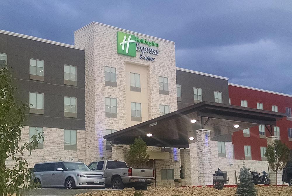 Holiday Inn Express Suites 1101 Elko Drive Sunnyvale, California