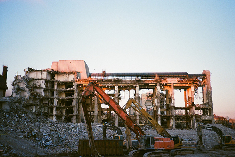 Demolition Sample