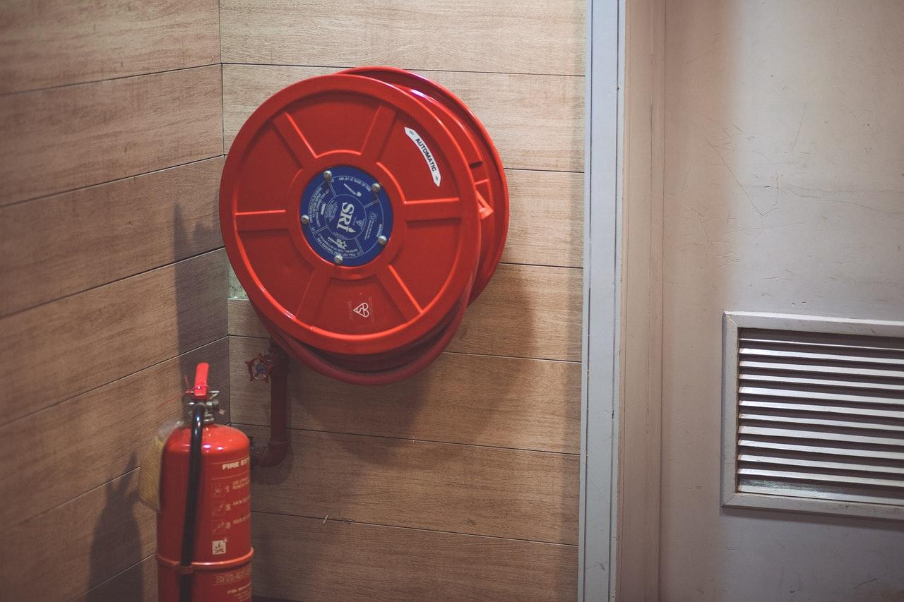 Fire Alarm Sample